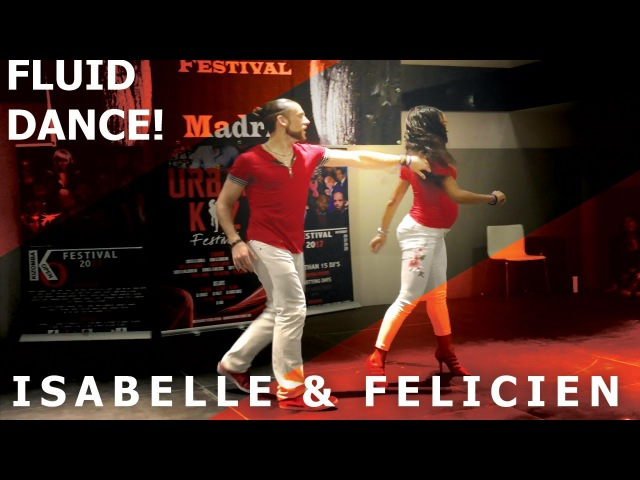 DJ Chad - I Got You Remix / Isabelle Felicien Kizomba Dance @ Feeling Kizomba Festival 0017