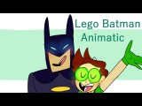 ANIMATIC The Lego Batman Movie - Dynamic Duet