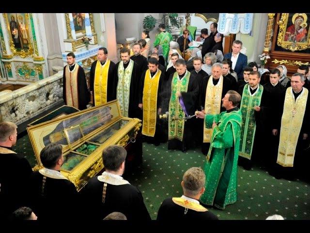 Как Киевский Патриархат откопал своего первого святого