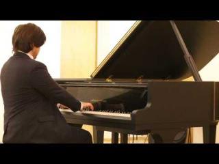 Beliak Dmitrii plays J. Haydn Sonata Hob.16/52 Ist mov.