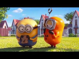 Миньоны Мини мультик 2016 New Minions Mini Movie 2016 - Despicable Me 2