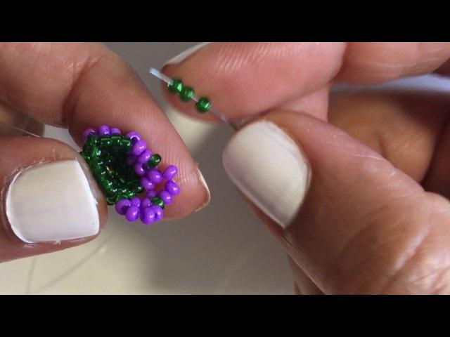 Floral Tubular netted 🌺 Bracelet