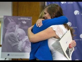 162. Аманда 38 лет искала медсестру, которая когда то спасла ей жизнь
