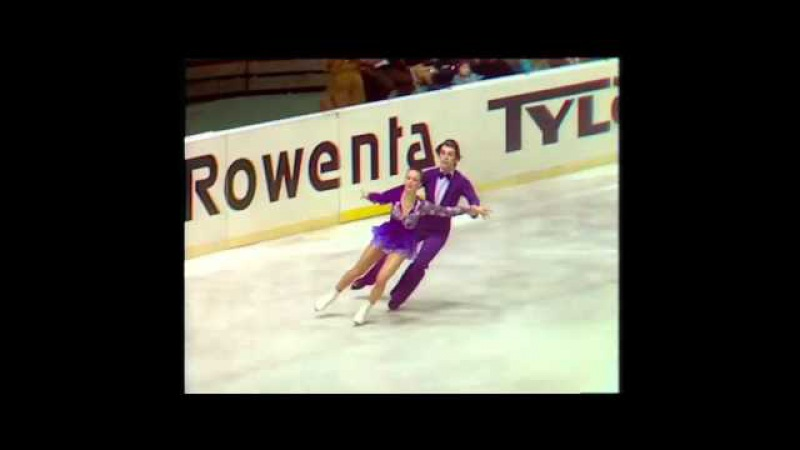 Irina MOISEEVA Andrej MINENKOV Free Dance 1976 World Figure Skating Championships