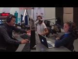 Сюрприз от ведущего в прямом эфире радио-шоу Future Energy