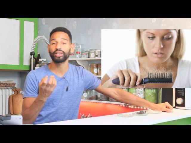 3 Mittel um neues Haarwachstum anzukurbeln und Ausfall zu stoppen GFTV 27 .1