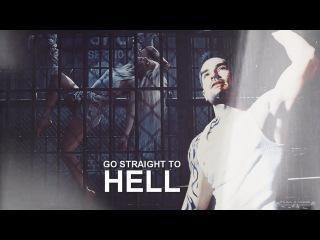 seth x harley | STRAIGHT TO HELL.