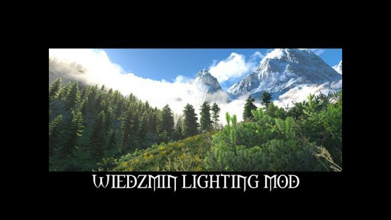 The Witcher 3 Mods - Wiedzmin Lighting Mod v5