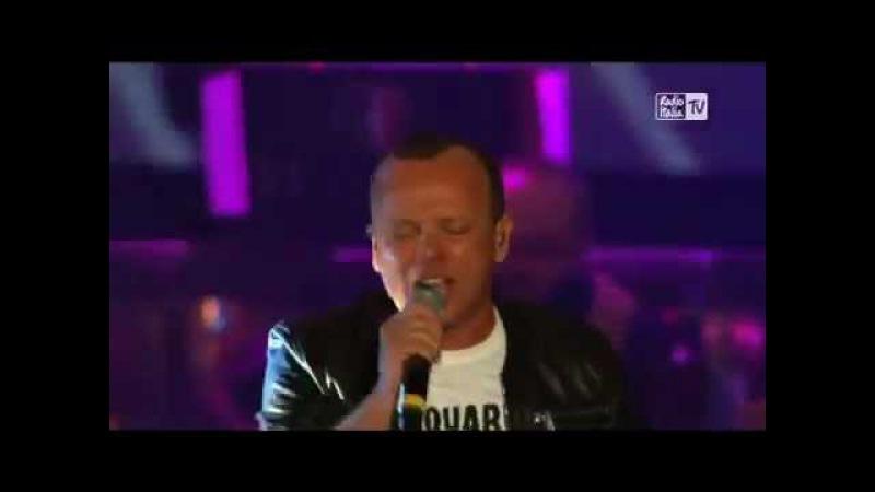 Gigi D'Alessio - Non dirgli mai - Live RadioItalia 14.05.02