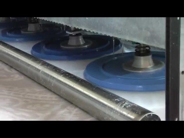 HAYIKAMA AUTOMATIC CARPET WASHING MACHINE - OTOMATİK HALI YIKAMA MAKİNASI - السجاد آلة الغسيل