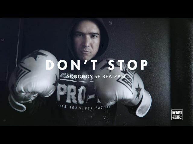 World Champion Kickboxer Danilo Zonolini Endorses 4Life Products