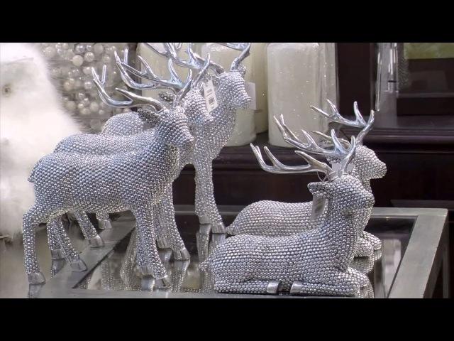 Какие новогодние украшения популярны в этом году тренды Беверли Хиллз новости