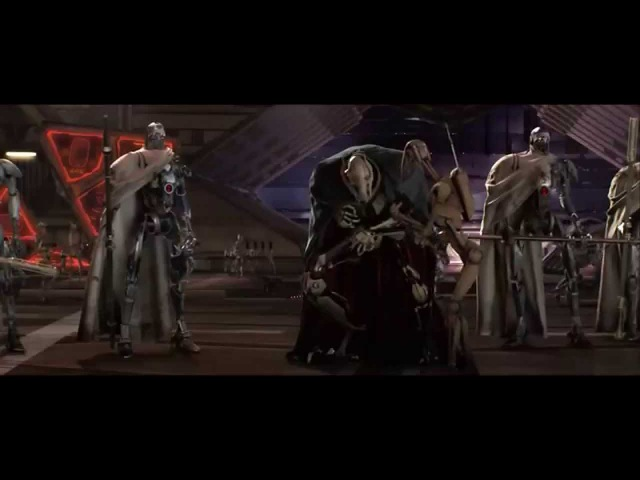 Obi-Wan - Hello there.