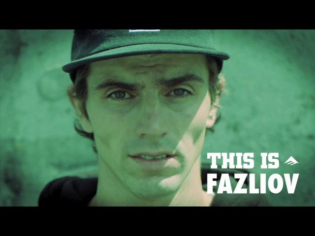 Emerica Presents Eniz Fazliov In His Signature WINO G6