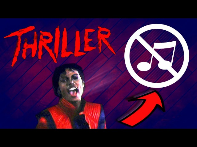 Michael Jackson - THRILLER - Without Music