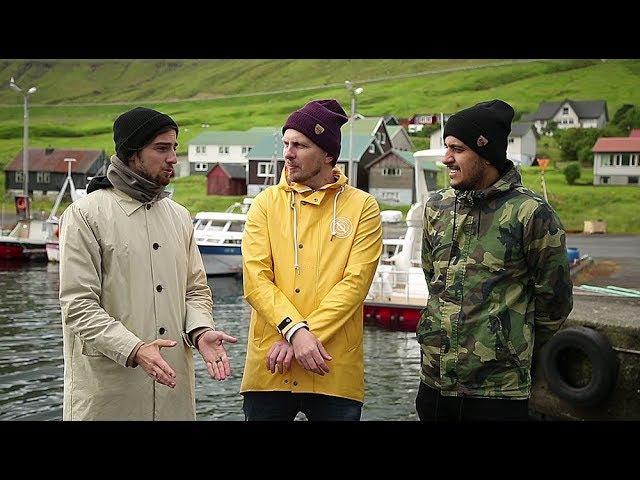 Анонс. Еда, я люблю тебя. Фарерские острова.