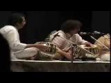Ustad Zakir hussain and Pt Yogesh Samsi Duet