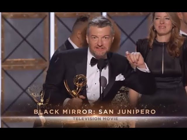 Black Mirror: San Junipero Wins Best TV Movie at Emmys 2017