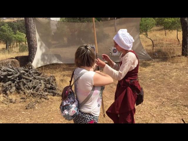 Cтрельба из лука | The Belmonte Challenge 2016