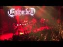 Entombed - Revel In Flesh & Left Hand Path Live @ Close-Up Båten 2016