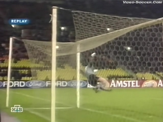 25/09/2001. ЛЧ 3 Тур. Спартак - Бавария (Мюнхен) 1:3