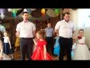 Танец папы и дочки. Выпускной Алисочки