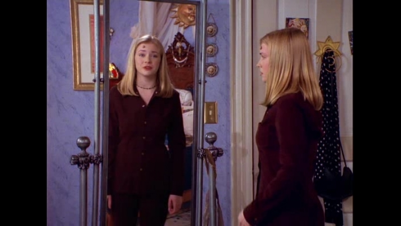Sabrina, The Teenage Witch / Сабрина — маленькая ведьма english Season 1 14. Sabrina Through the Looking Glass