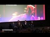 02.08.2017 - Интервью «Вопрос/Ответ»  ArcLight Cinemas в Лос-Анджелесе, Часть 1