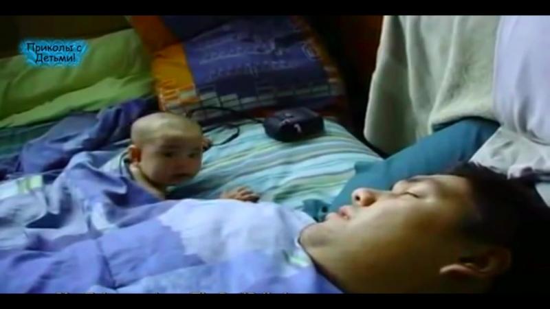 Ребёнка жалко - не может уснуть
