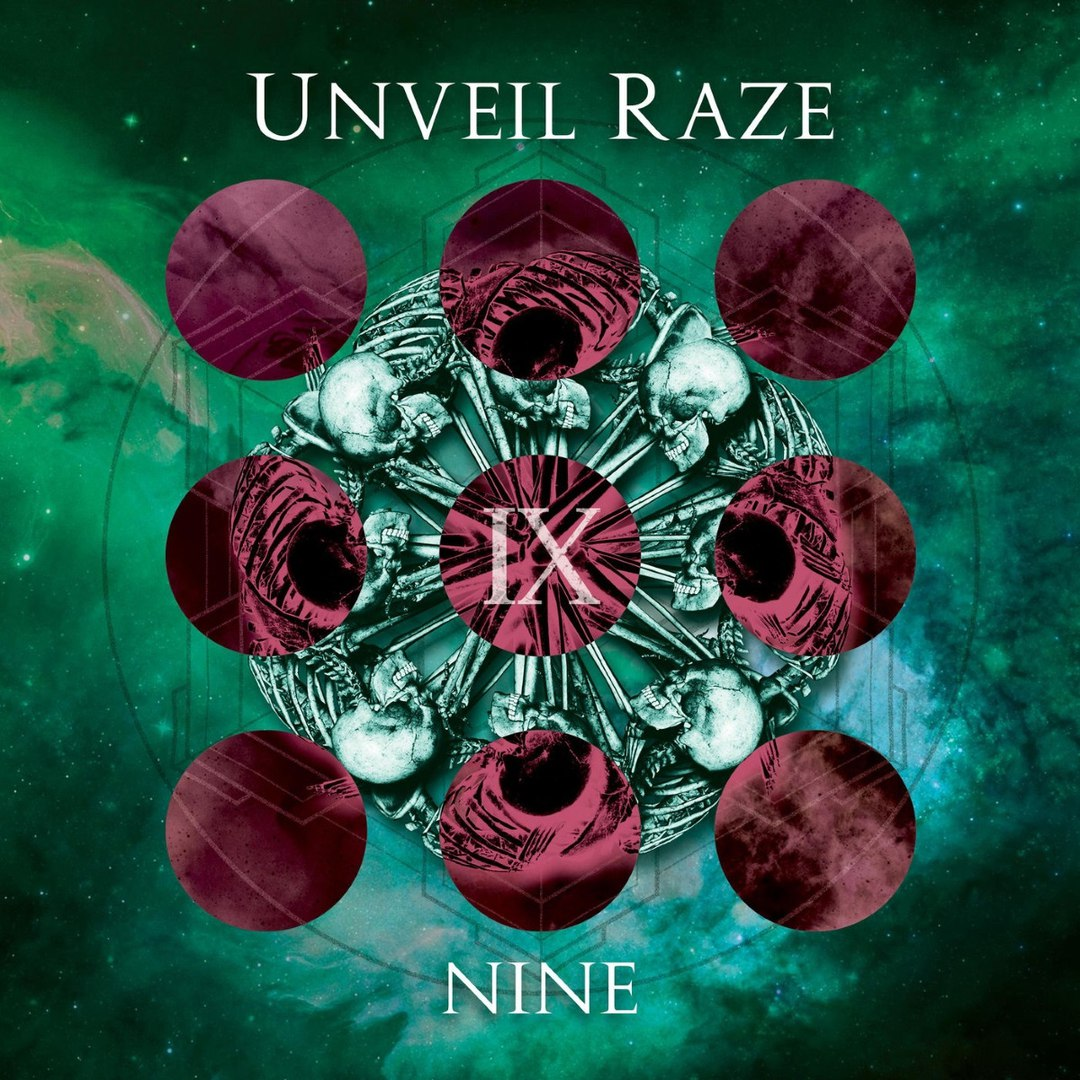 Unveil Raze - Nine (2017)
