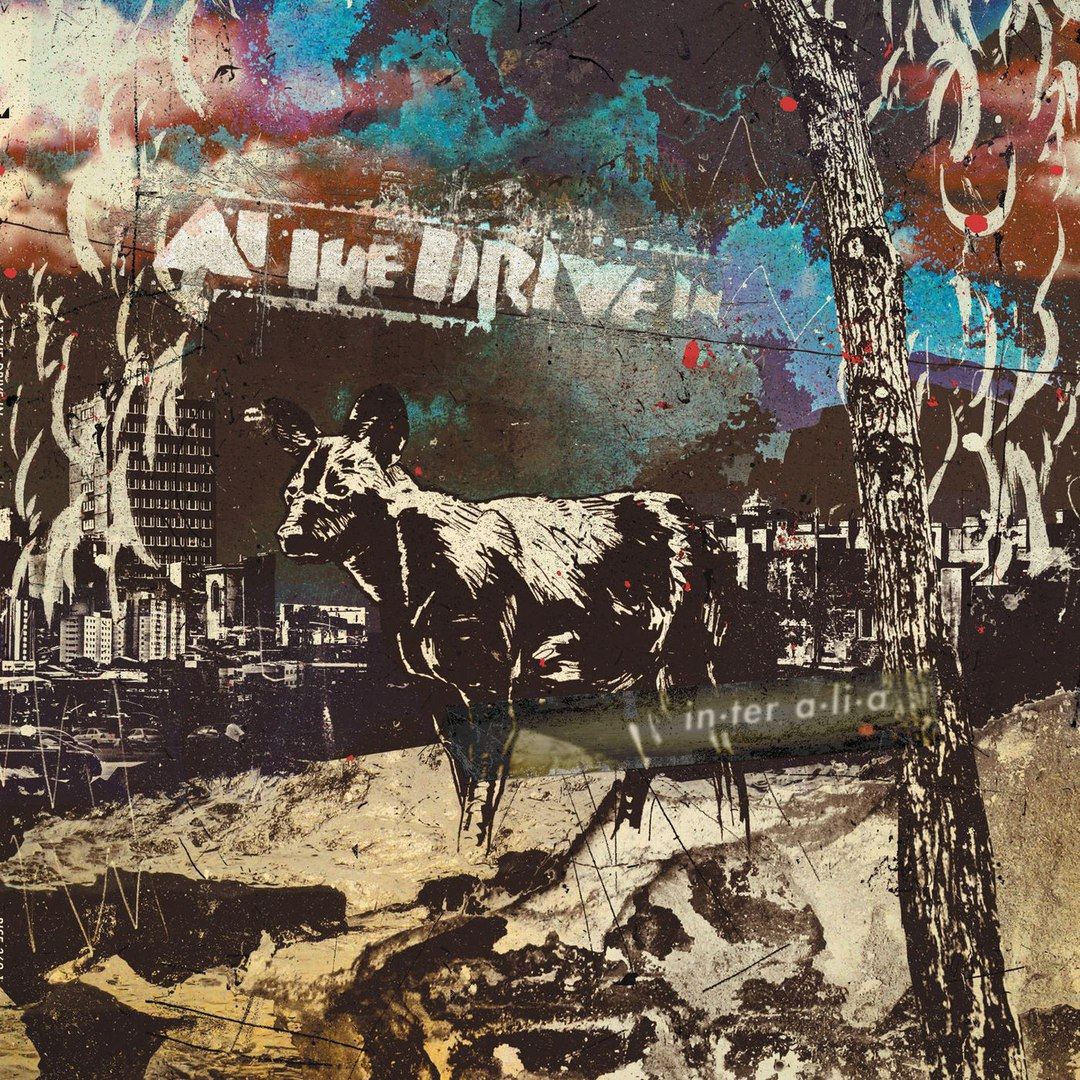 At the Drive-In - Hostage Stamps [single] (2017)
