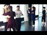 Tango in Astana. Amazing express courses with Hakan Ayakli??