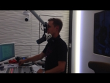 For the first time live on VK from our brand new radio studio!