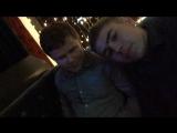 Миша с Никитой на отдыхе
