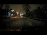 ДТП на улице Самойловой Санкт-Петербург.