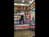 Романовский Иван (Академия бокса)vs Галимов Артём (КЕА)