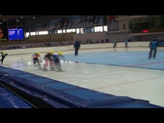 Д. Ср. 500 м полуфинал 2