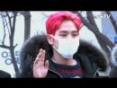 10.03.17 [SSTV영상] 비에이피(B.A.P), 꽃을 든 남자 '오랜만이지~ 완전체' (뮤직뱅크)