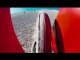 Спуск с горы на скорости 167 км/ч.Мировой рекорд «самый быстрый горный байкер»/Its Time Video