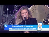 новая песня ! Келли Кларксон Kelly Clarkson - Move You (The Today Show) телешоу Today 08 09 2017