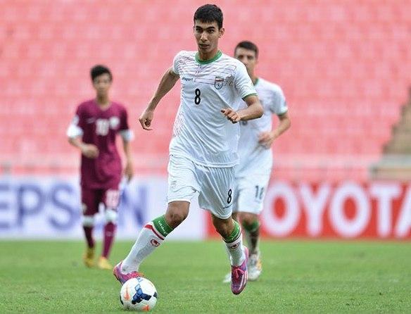 «Рубин» подписал договор сиранским полузащитником Резой Шекари