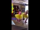 Танец бешеных балерин