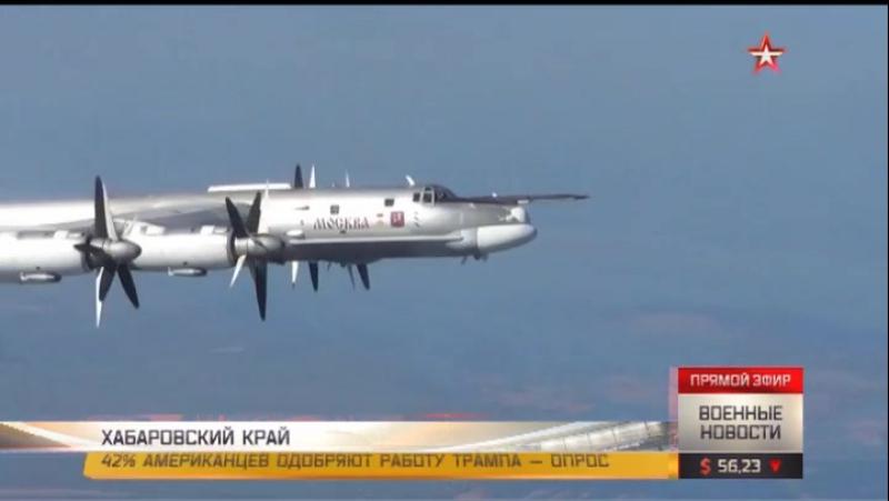 Ночной кошмар подводника НАТО: кадры атаки Ту-142М3 на подлодку «врага»