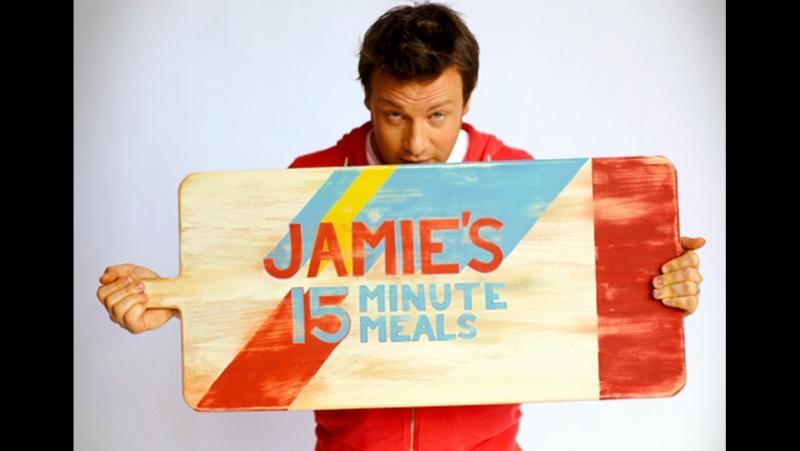 Джейми Оливер. Обед за 15 минут / Jamie's 15 Minute Meals - S01E17