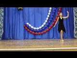Танец ко Дню Матери Андрющенко Ангелина