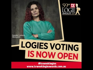 'Best Actress' Category in this years TV WEEK Logie Awards!