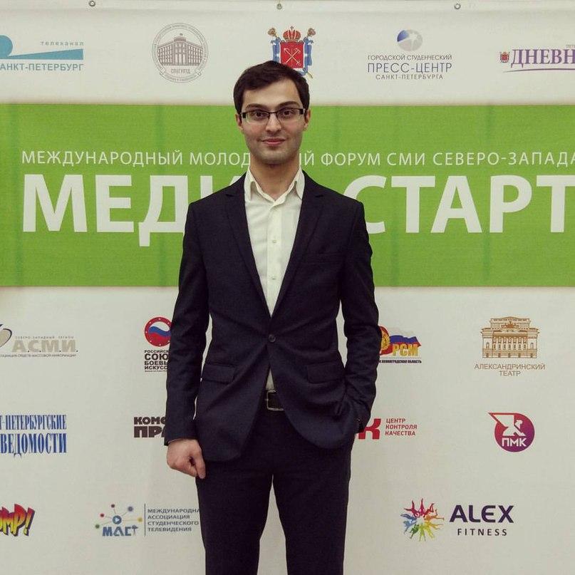 Мириан Катамадзе | Санкт-Петербург