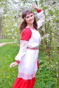 Елена Финагина