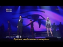 IVY, Min Woo Hyuk - Your Eyes [Immortal Songs 2 2017.02.25] русские субтитры