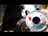 Замена топливного фильтра 1.5 dci Renault Megane 3